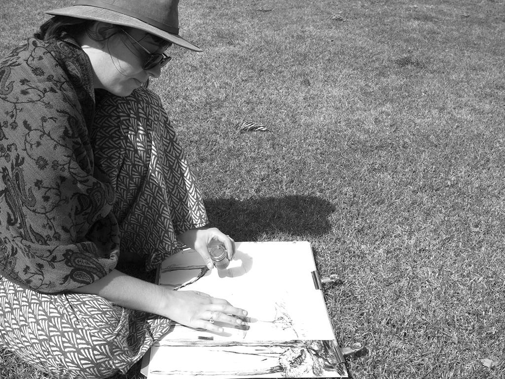 claudia husband field sketch