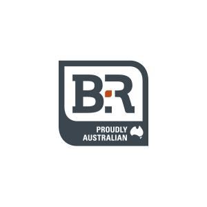 B&R Enclosures Logo