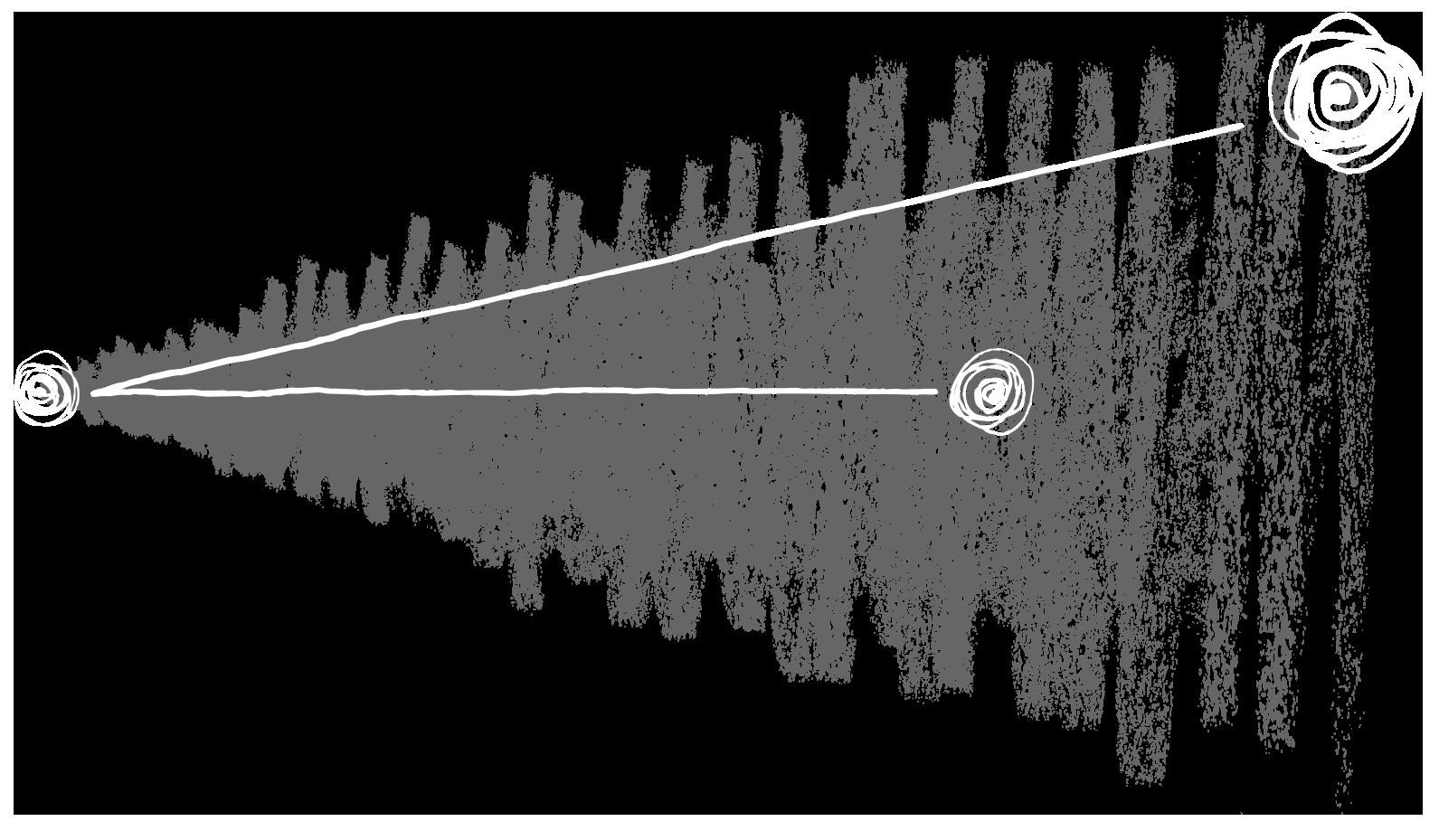 Lloyd Grey brand cone illustration