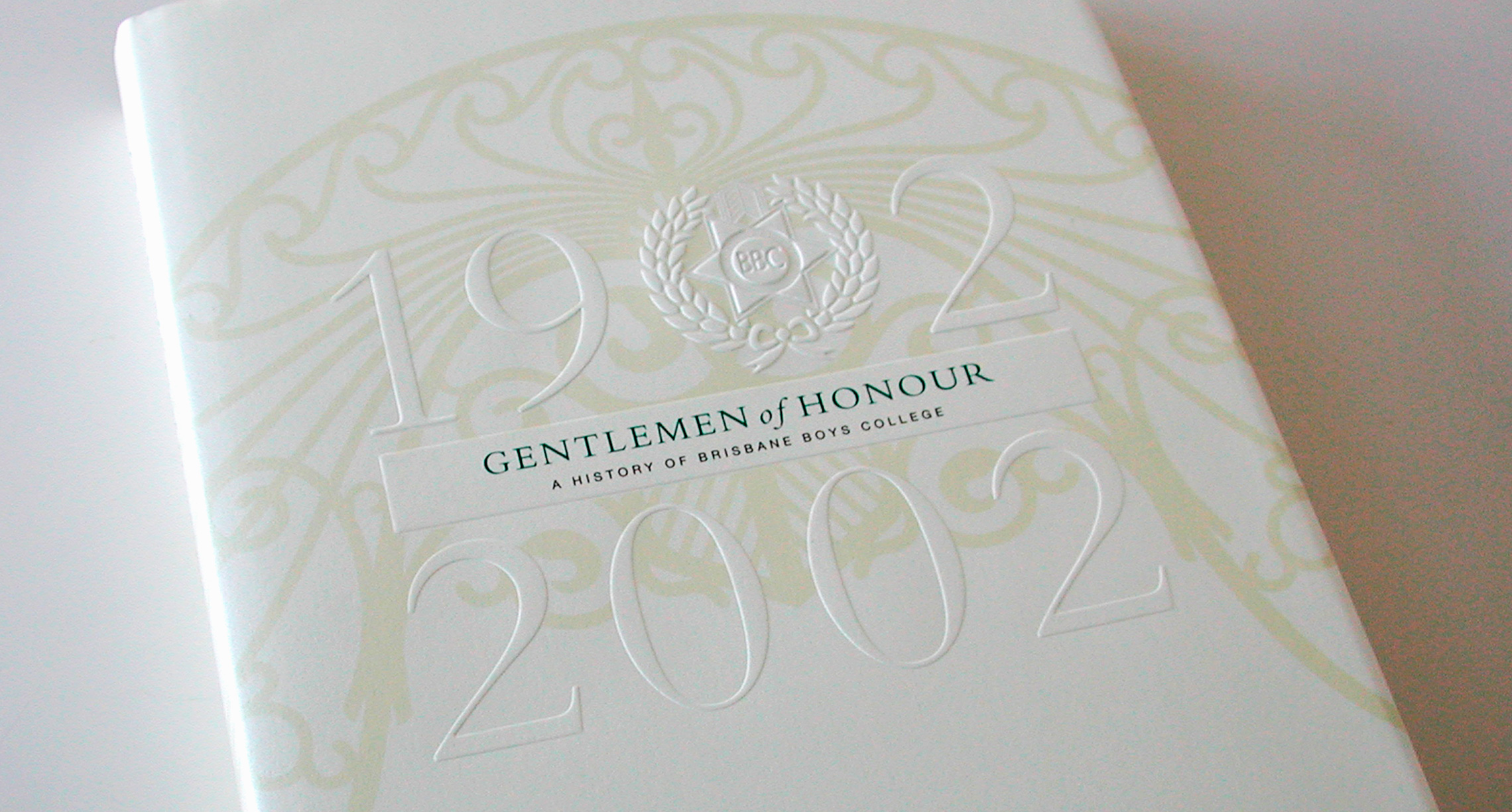BBC Centenary Book Gentlemen of Honour 1902-2002