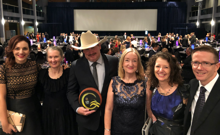 Outback Pioneers Culrural Tourism Award